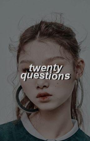 Twenty Questions by softgoghs