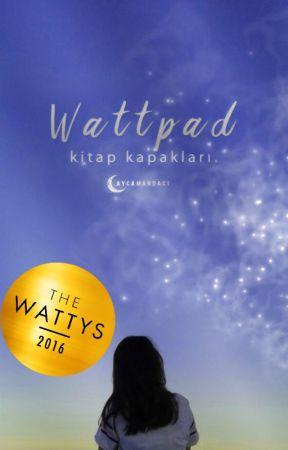 Wattpad Kitap Kapakları ~ Book Covers by TheAyca