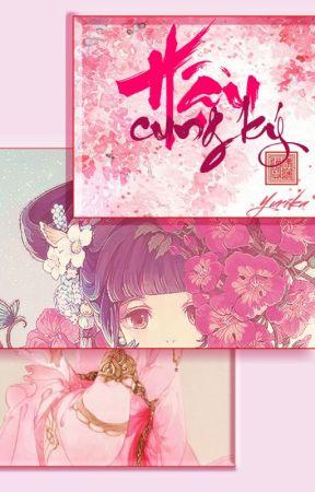 [Cung đấu, Xuyên không] Hậu cung ký - Yurika by Yurika_BE