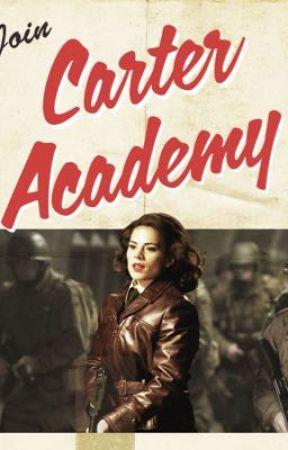 Carter Academy by AgentxCarter