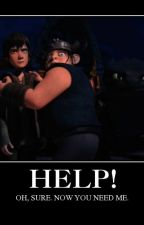 Into the closet we go (Httyd oneshot) by Vala411