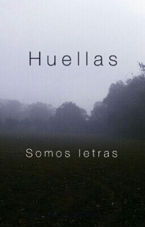 Huellas  by Isabellamonster2