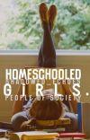 Homeschooled Girls ✔️ cover