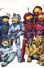Red vs Blue Oneshots  by BethyBear0527