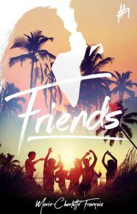 """""""Friends"""" [Édité ] cover"""