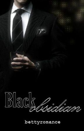 Black obsidian by bettyromance