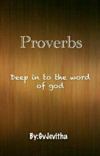 Proverbs cover