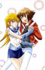 Yu-Gi-Oh! GX Jaden and his love Volume 3 by keyblade11