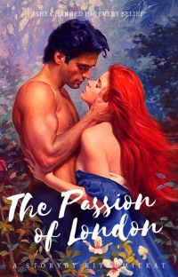 The Passion of London [Highlander's Love #1] cover