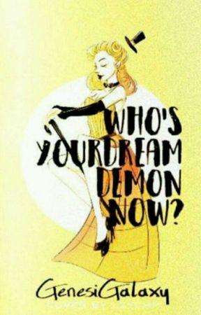 Who's Your Dream Demon Now? Bill x Reader by spacecadetgen