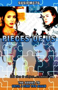 Pieces Of Us - Until I Find You Again // Book Two cover