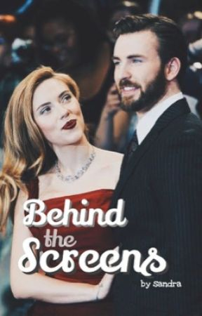 Behind the Screens [evansson fanfic] by jollibei