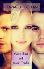 You're Back and You're Trouble by jennaphine