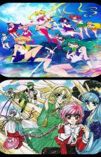 MKR-Sailor Moon Universe by ReiIIIrebuild