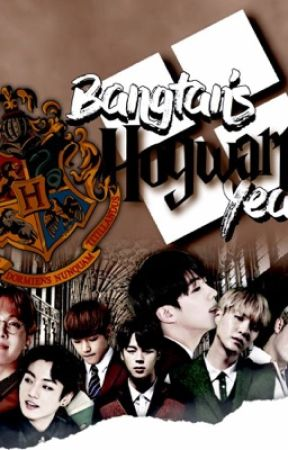Bangtan's Hogwarts Years by JiminamonRoll