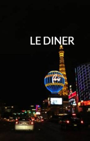 LE DINER by ceven007