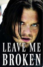 Leave Me Broken [Winter Soldier] II by UnderMySkin