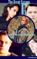 The Great Escape: Larger than Life {Pacific Rim} one shots by Imnotwhatyouwant