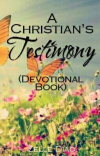 A Christian's Testimony cover