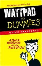 Wattpad for Dummies by Writing-101