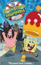 Cherry Meets SpongeBob Squarepants by PerkyGoth14