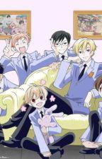 I'm in OHSHC the anime?! (OHSHC boys x reader) by pupiluv