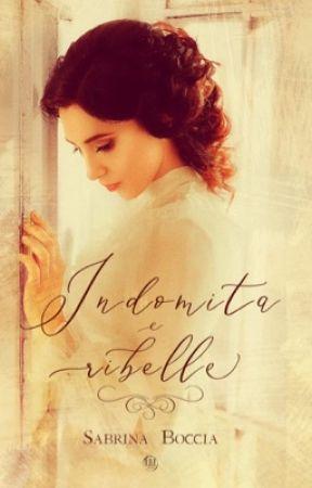 INDOMITA E RIBELLE by sabrinaboccia6