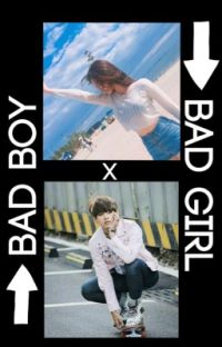 Bad boy X Bad girl [Kim Taehyung fanfic] cover