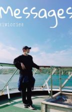 Messages || Vkook by kiwiories