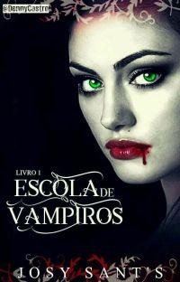 Escola de Vampiros cover