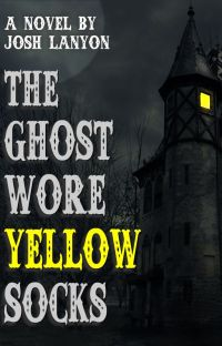The Ghost Wore Yellow Socks cover