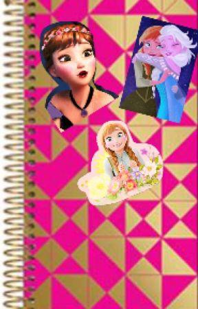 Anna's Journal  by Annaprincess6