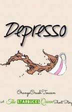 """Depresso (""""The Starbucks Queen"""" Short Story) by OrangeCrushToucan"""