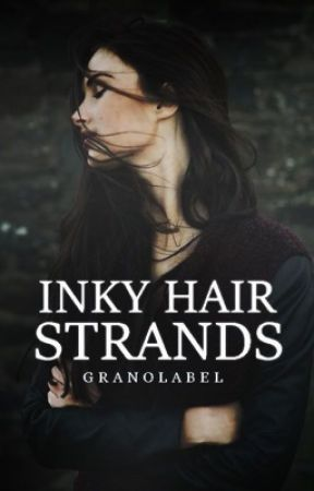 Inky Hair Strands by granolabel