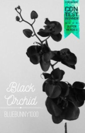 Black Orchid • Fin • by bluebunny1000