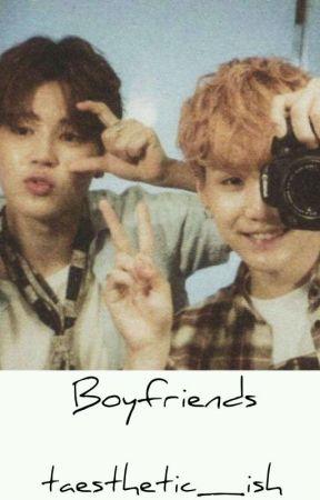 Boyfriends    myg × pjm by taesthetic_ish