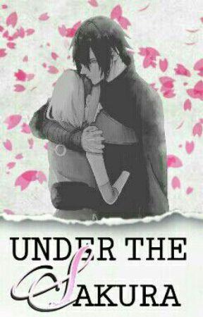 Under the Sakura - Sasusaku by CrystalSerenity12
