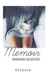 memoir(^○^) cover
