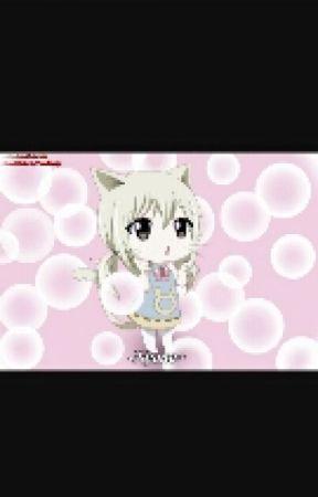 The New Kitten. (NaLu) by Final_Fantasy_Lover