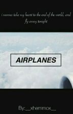Airplanes   L.H   __xhemmox__ by __xhemmox__