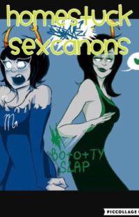 Homestuck sexcanons cover