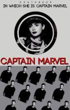 Captain Marvel • C.E by d3athbeds