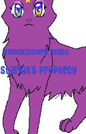 Webkinzluver5 Reads:Starkit's Prophecy by Webkinzluver5