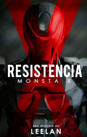 Resistencia 🤖 :: MONSTA X by xleelan