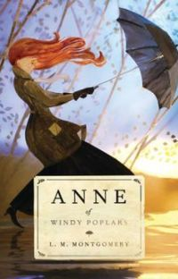 Anne Of Windy Poplars √ (Project K.) cover