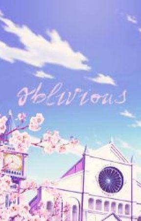 Oblivious    Hikaru Hitachiin Love Story by poisonbeautyrage