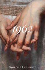 1962 - charles xavier by mushroommavenne