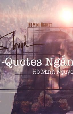 Quotes Ngắn