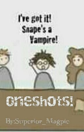 ONESHOTS! by Superior_Magpie
