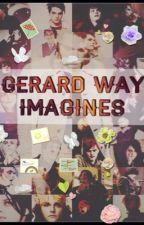 Gerard way Imagines by VampireGeesus